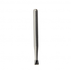 Inverted cone carbide endmills (standard size) for the MTS3000-Restan system for the compressed air turbine