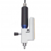 Drilling slide accessory for hole-drilling strain-gauge measurements on composite materials for the MTS3000-Restan system.