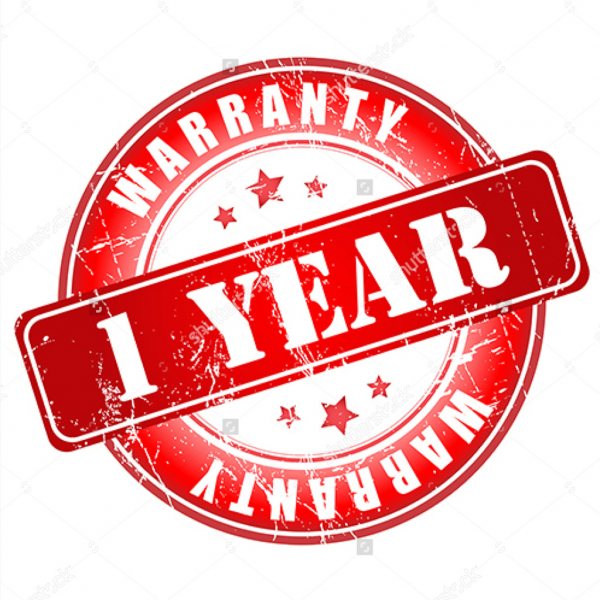 Extended warranty on the system and its accessories - 1 Year.