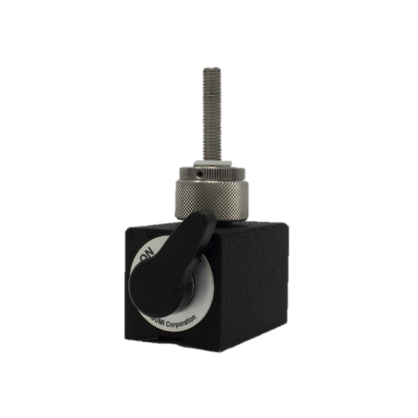 Replacement On/Off strong magnetic feet for the MTS3000-Restan system.